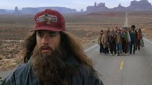 Run Forrest Run!